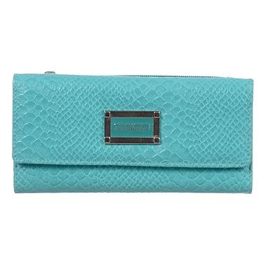 Club Rochelier Kassandra Collection, Slim Wallet with Zipper Pocket