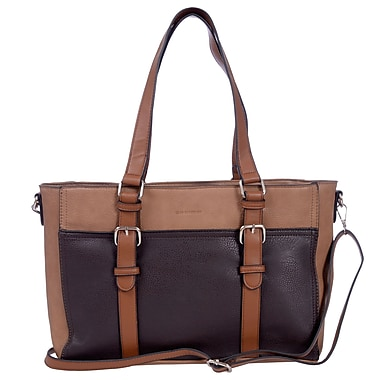 Club Rochelier Western Collection, Shoulder Tote with Buckle Detail