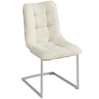 !nspire Modern Side Chair, 2/Pack