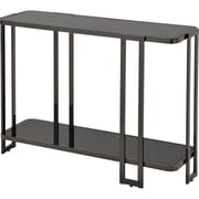 !Nspire – Table console en verre/métal
