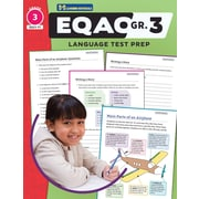 On The Mark Press EQAO Grade 3 Test Prep Teacher Guide