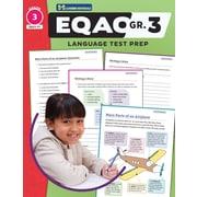 On The Mark Press EQAO Grade 3 Test Prep Teacher Guide
