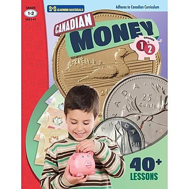 On The Mark Press Canadian Money