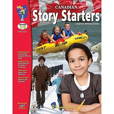 On The Mark Press Canadian Story Starters