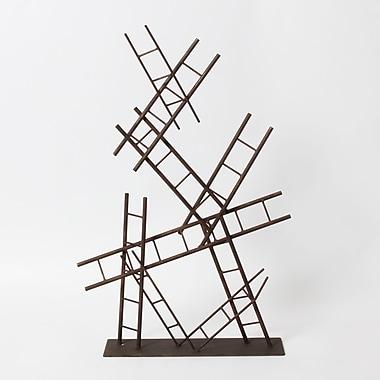 Mutli Metal Ladder Table Decor