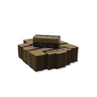 NSS Coin Boxes, 200/Pack