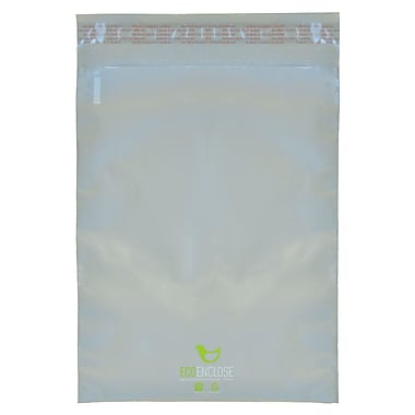 EcoEnclose Recycled Poly Mailer, 88% Recycled Content