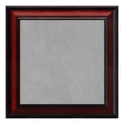 Amanti Art Framed Magnetic Board Small Square, Rubino Cherry Scoop