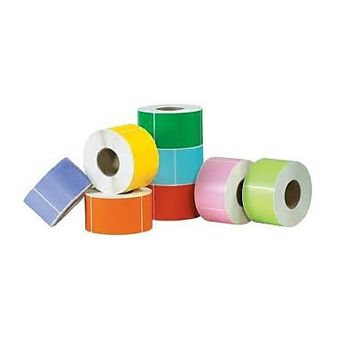 Proscan Media Products Thermal Transfer 1 Flood Colour Label, Permanent Adhesive