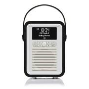 New Dawn Innovations Retro Mini DAB+ Radio, Bluetooth Speaker