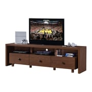 "Techni Mobili Elegant TV Stand For TV's Up To 75"" With Storage"