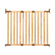 "KidCo 43"" Angle Mount Wood Safeway Wall Mount Gate"