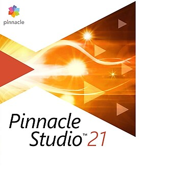 Corel – Logiciel de montage vidéo Pinnacle Studio 21 [Téléchargement]