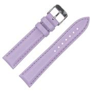 Dakota 16mm Purple Colored geniune leather Strap (4739)