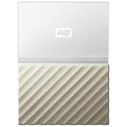 WD - Disque dur portable My Passport Ultra, 2 To
