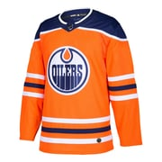 Adidas Edmonton Oilers NHL Authentic Pro Home Jersey