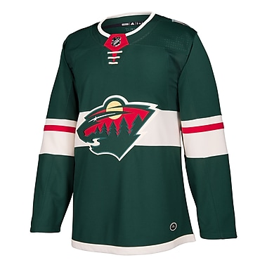 Adidas Minnesota Wild NHL Authentic Pro Home Jersey