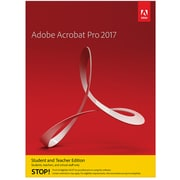 Adobe Acrobat Pro Student & Teacher 2017 [Download]