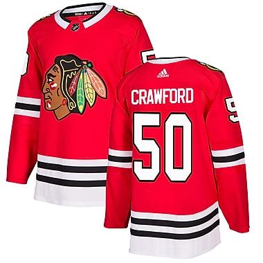 adidas Chicago Blackhawks Corey Crawford NHL Authentic Pro Home Jersey