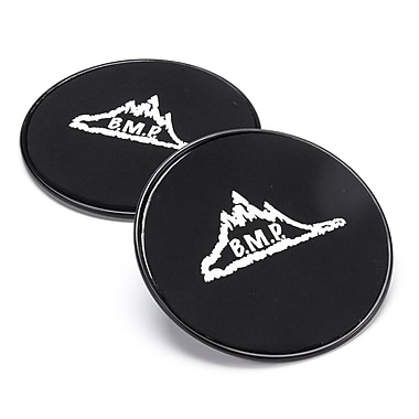 Black Mountain Products Core Exercise Sliders Gliding Discs
