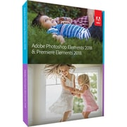 Adobe - Logiciel Photoshop & Premiere Elements 2018, multi-plateforme