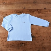 Kitikate Baby Top, Blue