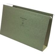 Staples® Box-Bottom Hanging File Folders, Legal Size, No Tabs, 25/Box