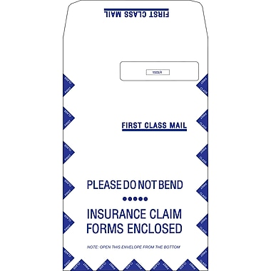 CMS Health Insurance Envelopes