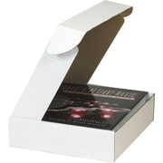 Staples® White Deluxe Literature Mailers