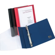 "1"" Avery® See-Thru™ Binders with Round Rings"