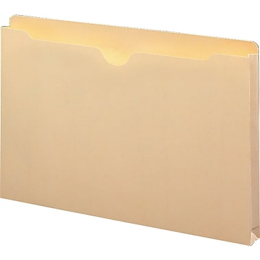 Smead® File Jacket, Legal Size, Manila, 50/Box