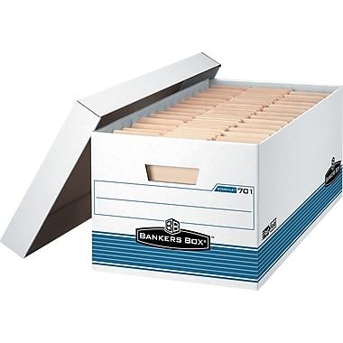 Bankers Box® Economy Storage Boxes
