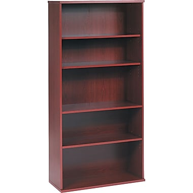 Bush® Westfield™ Bookcases, Ready to Assemble