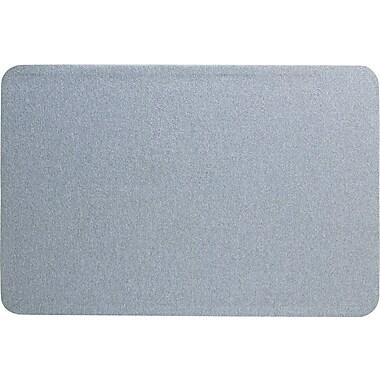 Quartet® Oval Office™ Gray Fabric Bulletin Boards