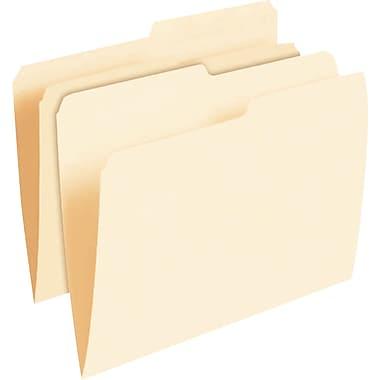 Pendaflex® MicrobeGuard File Folders, Manila