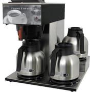 Newco® 3-Station Coffee Brewer
