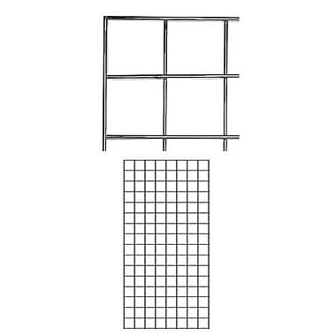 Grid Panels, Black