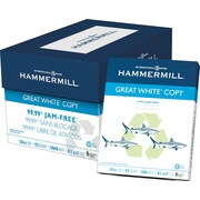 HammerMill® 30% Recycled Great White Copy Paper