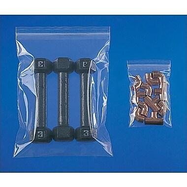KL Rubber 6-Mil Reclosable Polyethylene Bag, 1,000/Case