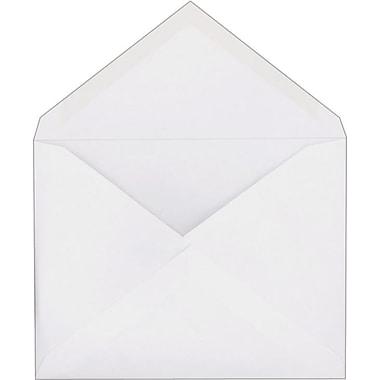 Staples® Invitation Envelopes with Gummed Closure