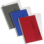 "TOPS® Classified™ Colors Business Wirebound Notebook, College Ruled, 8 1/2"" x 5 1/2"""