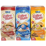 Nestlé® Coffee-mate® Liquid Coffee Creamer Singles, 50/Box