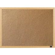 Quartet® Economy Cork Boards with Oak Frames