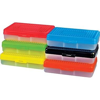 Staples® Plastic Pencil Cases