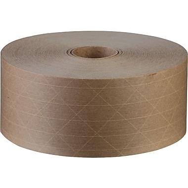 Ruban d'emballage kraft renforcé à fibres de verre, résistance moyenne