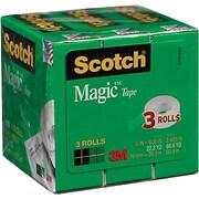 """Scotch® 810 Magic™ Tape Refill Rolls, 1"""" x 800"""""""