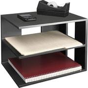 Victor® Wood Corner Shelf Desk Organizer