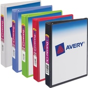 "Avery® 5-1/2"" x 8-1/2"" Durable View Binders"