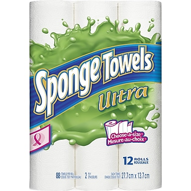Essuie-tout Sponge Towel Ultra, mesure à choix