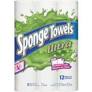 Sponge Towel Ultra Choose-A-Size Paper Towels